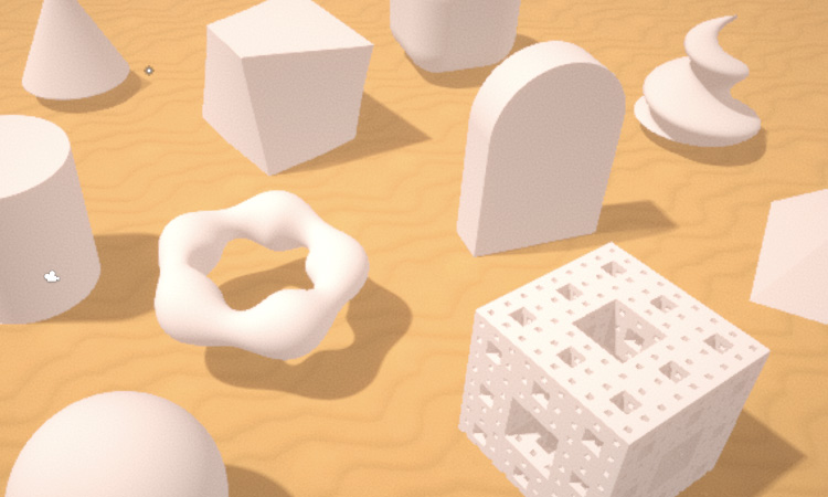 Raymarching Toolkit for Unity