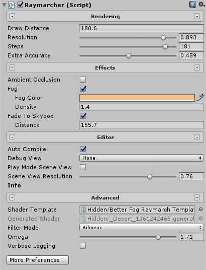 Raymarcher · Raymarching Toolkit for Unity
